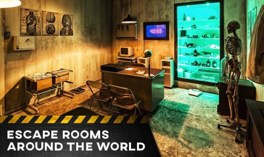 Escape Rooms Worldwide Video - ERR