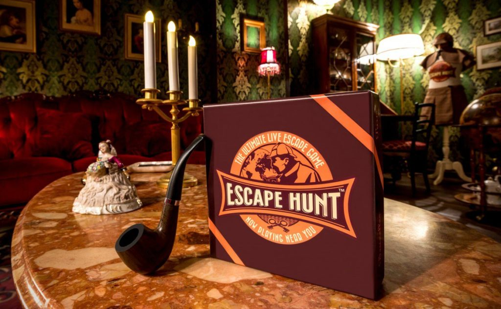 Escape Hunt - Best Escape Games