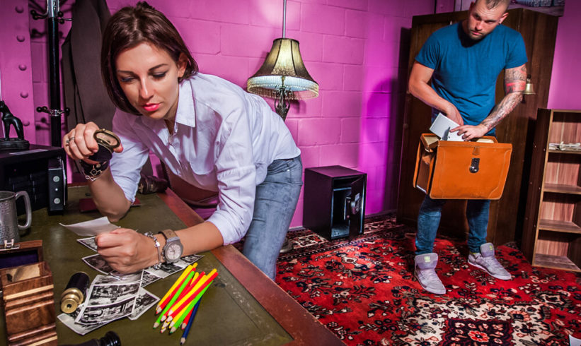 Why Escape Rooms Are Popular - ERR