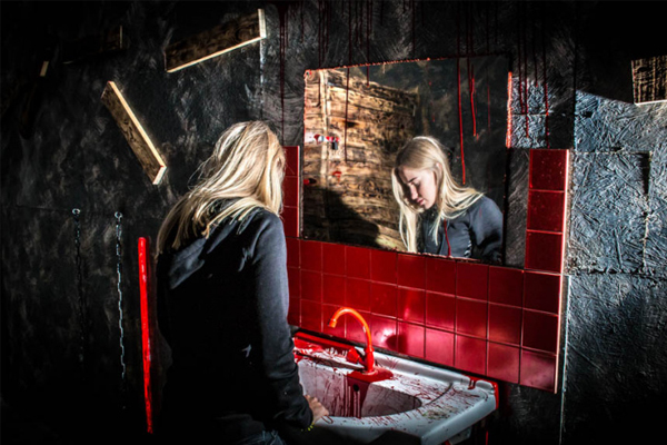 Escape Room Games for Thrill-Seekers Image - ERR